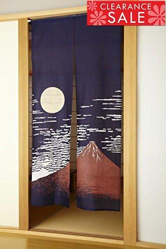 "#furniture It was made by master craftsman""TAKUMI""of Japan. Use them as doorway dividers, curtains or wall hangings. If you used for #noren curtain,Please cut th..."