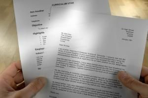 Use This Example to Write Your Own Job Application Letter