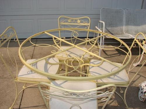 Lyon Shaw Vintage Patio Chair Vintage