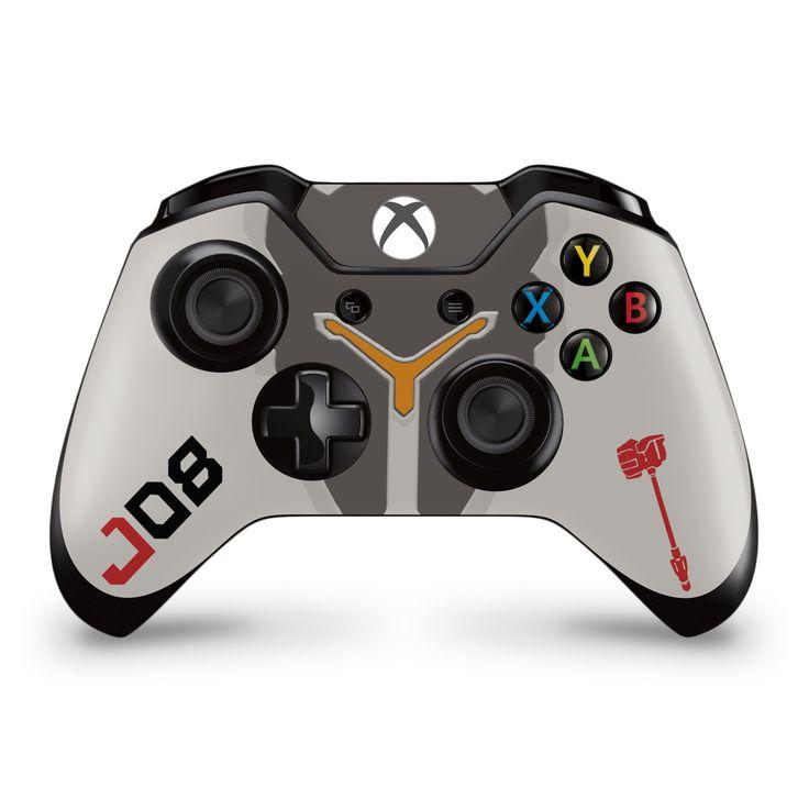 Reinhardt Xbox One Controller Skin