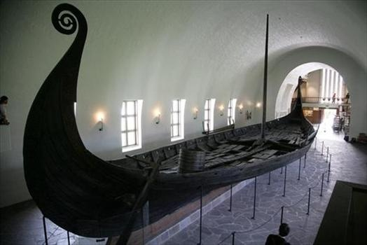 The Viking Ship Museum, Oslo