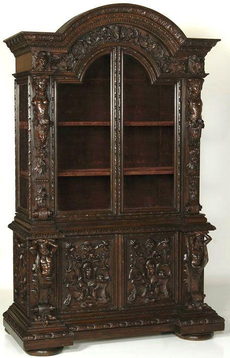 89 best renaissance period images on pinterest antique - Renaissance style bedroom furniture ...