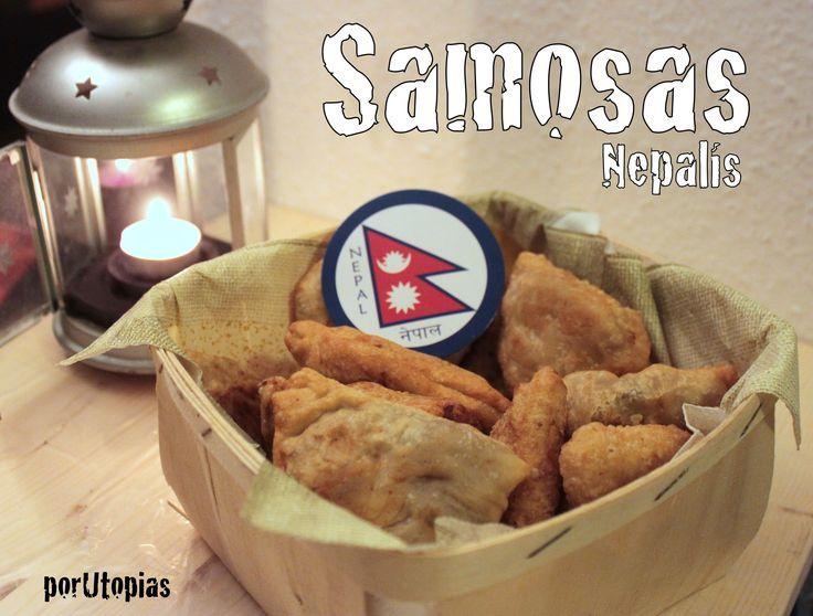 Cómo hacer Samosas (estilo nepalí)