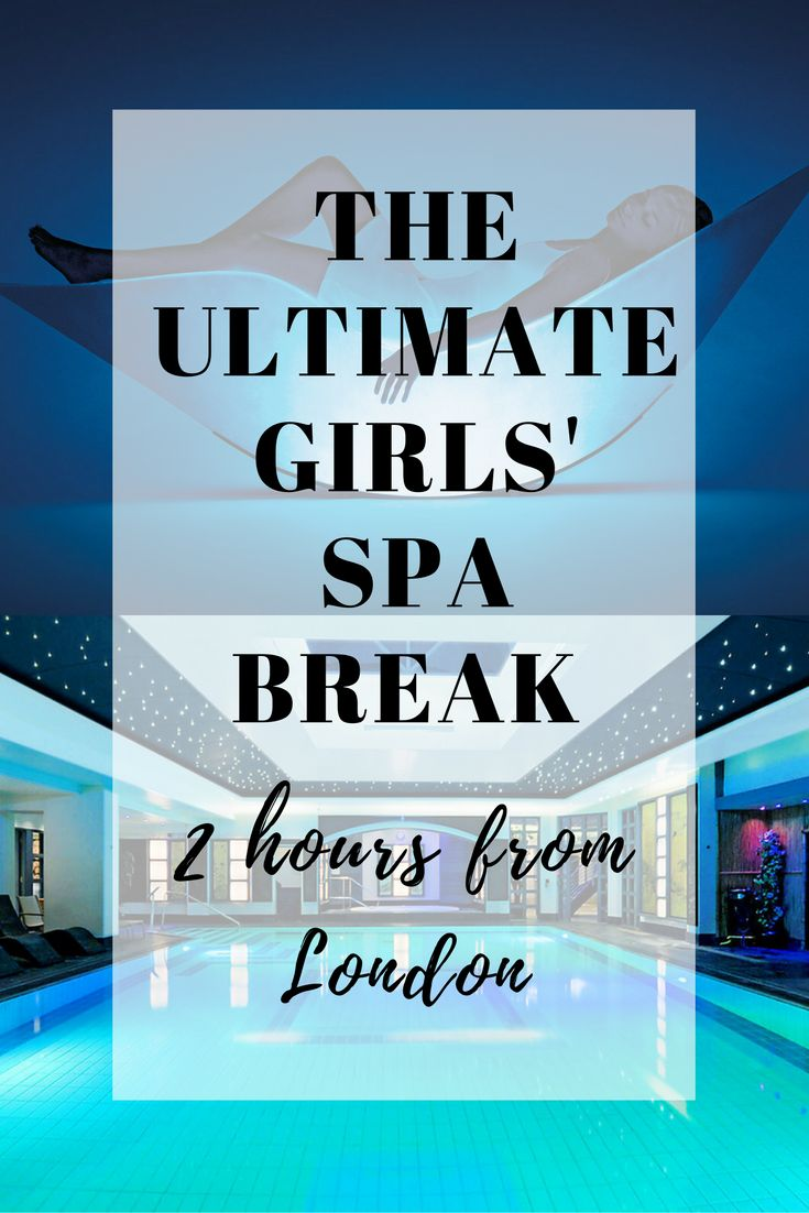 The ultimate girls' weekend away at Careys Manor in Brockenhurst, Hampshire
