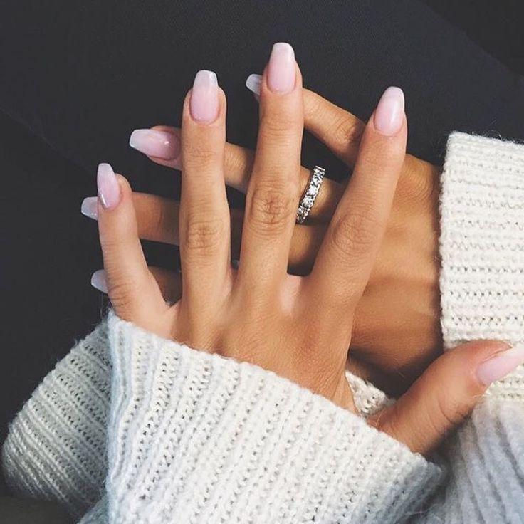 Simple nails Followbeautywithc | Nails | Pinterest | Makeup, Nail ...