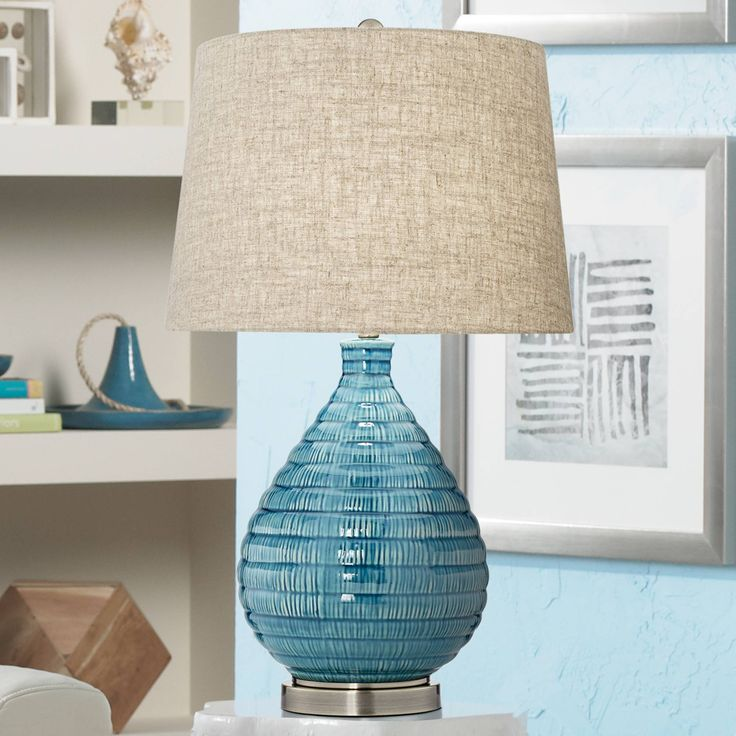 Pottery Barn Alexis Lamp: 17 Best Ideas About Ceramic Table Lamps On Pinterest