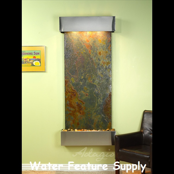 17 Best Images About The Inspiration Falls Wall Mounted Water Feature On Pinterest Wall