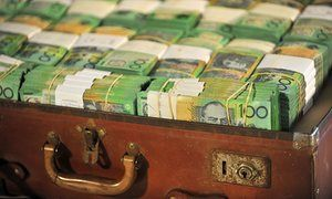 Australia's political donations: 85% of privately raised funds 'not declared' GetUp report shows the majority of major party income is undisclosed 'dark money' as large sums can easily be hidden using donation splitting