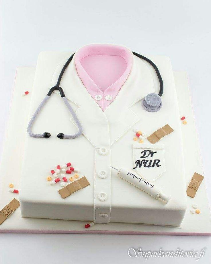Lääkäri kakku www.superkonditoria.fi