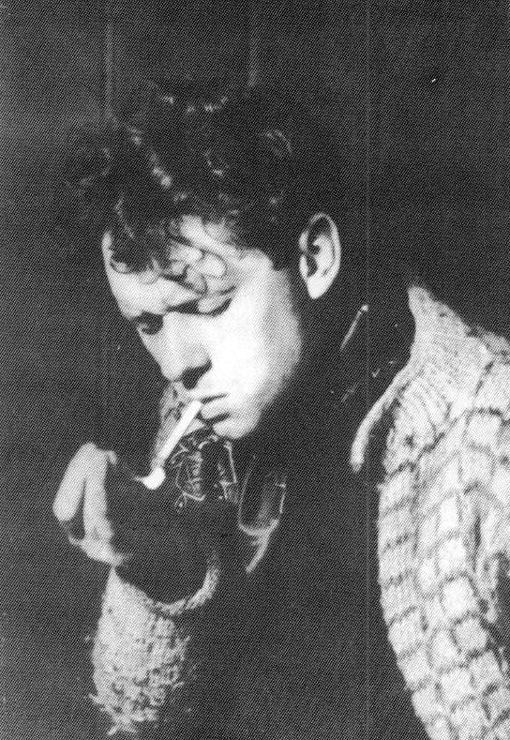 """Dylan Thomas -    Welsh poet and writer whose works include the poems """"Do not go gentle into that good night"""" and """"And death shall have no dominion""""."""