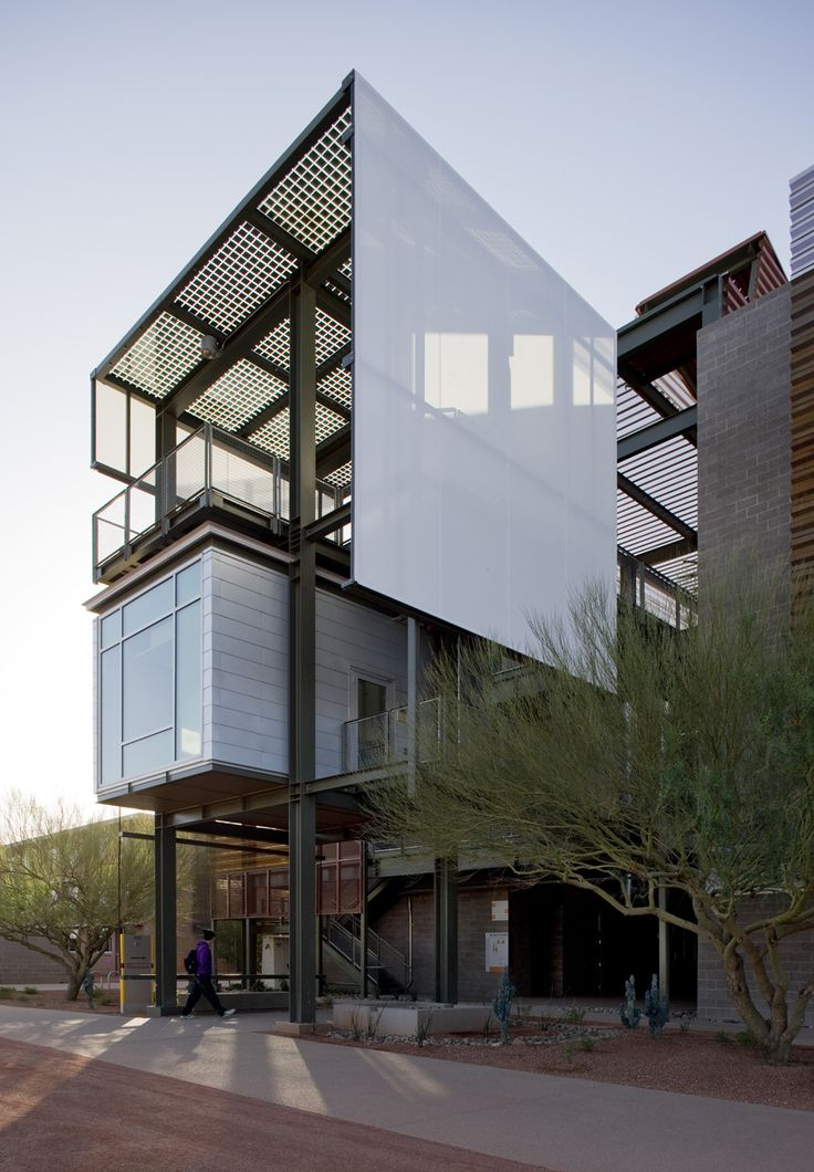Gallery of ASU Polytechnic Campus / Lake|Flato Architects + RSP Architects - 10
