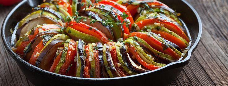Ratatouille Ingredients:   1 (6 ounce) can tomato paste 1/2 onion, chopped 1/4 cup minced garlic 1 tablespoon olive oil 3/4 cup water salt and ground black pepp