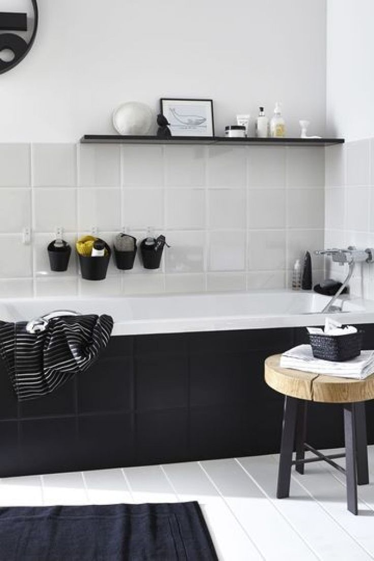 15 astuces déco pour faire de sa baignoire un endroit idyllique - Les Éclaireuses