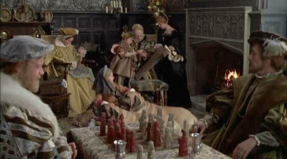 Генрих VIII и его шесть жен / Henry VIII and His Six Wives, 1972