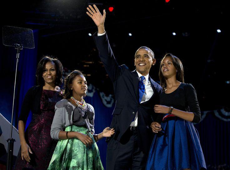 Un soir d'élection chez les Obama en 2012 - 8