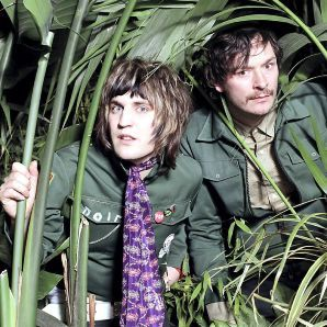 The Mighty Boosh - Vince Noir is definitely my husband in a parallel universe!