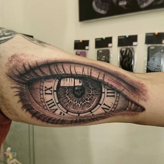 the_shop_okinawatattooculturemagazine,skull,blackinkmag,tattoo_art_worldwide,theshopokinawa,tattoorealistic,tattoo_artwork,eye,eyetattoo,inked,okinawatattoo,blackandgreytattoo,realisticeyetattoo,inkjunkyz,tattoosociety,bnginksociety,inkedlife,inkstagram,blackandgrey,romannumeral,tattoodoI got to add this black and grey realistic eye to the sleeve I'm working on.  #blackandgrey #blackandgreytattoo #eye #eyetattoo #realisticeyetattoo #romannumeral #skull #theshopokinawa #okinawatattoo…