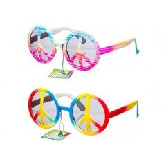 Peace Sign Party Glasses