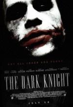 'The Dark Knight' da, Batman suça karşı savaşını daha da ileriye götürüyor: Teğmen Jim Gordon ve Bölge Savcısı Harvey Dent'in yardımlarıyla, Batman, şehir sokaklarını sarmış olan suç örgütlerinden geriye kalanları temizlemeye girişir. Bu ortaklığın etkili olduğu açıktır, ama ekip kısa süre sonra kendilerini, Joker olarak bilinen ve Gotham şehri sakinlerini daha önce de dehşete boğmuş olan suç dehasının yarattığı karmaşanın ortasında bulurlar.