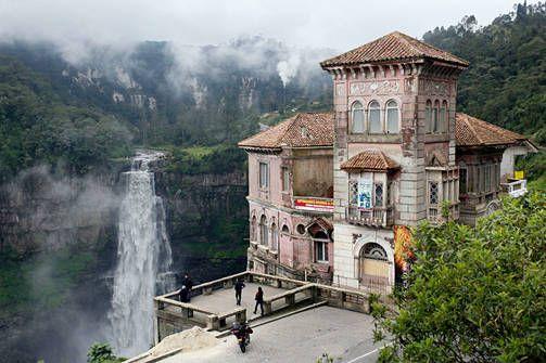 Hotel del Salto, Columbia