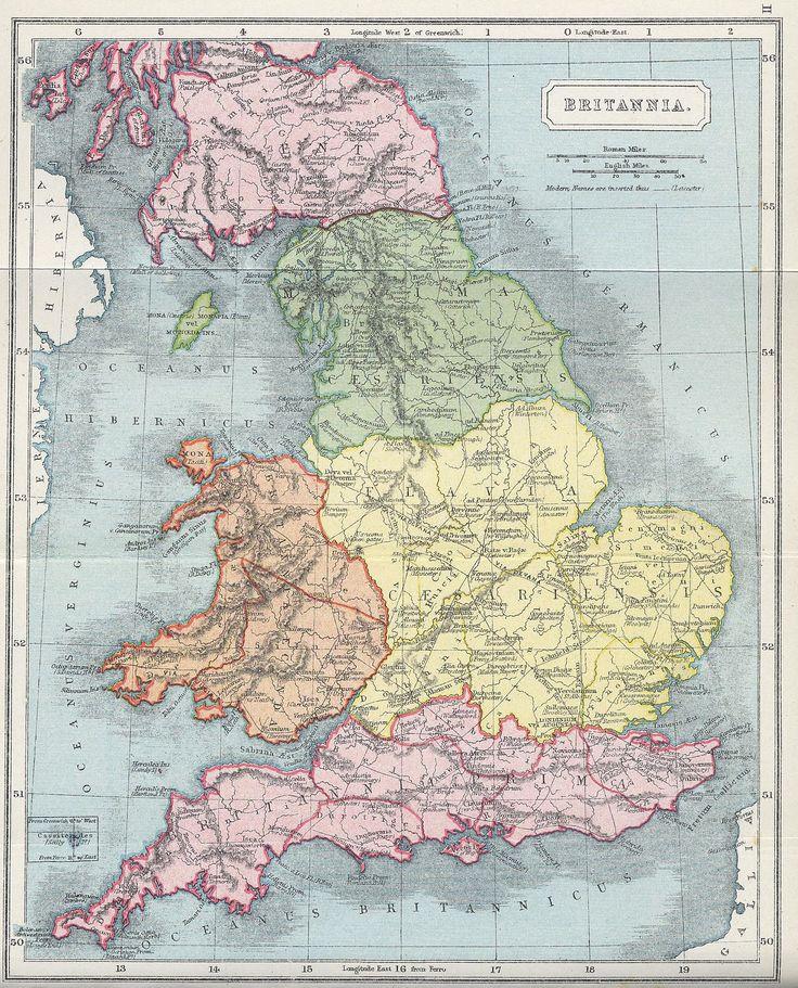 Provinz Britannia