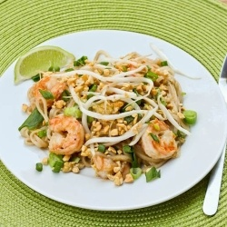 Pad Thai - one of my all time favorite dishes and easy to make at home!
