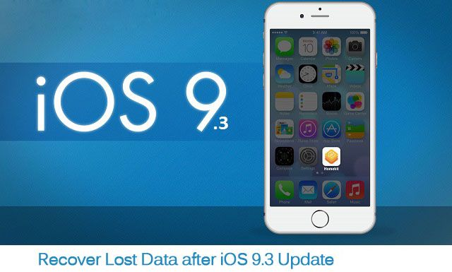 iPhone/ iPad Data Retrieval After iOS 9.3 Update Updating to iOS 9.3 on your iPhone is a tough choice because the new update will definitely fix some bugs issue but it will damage your iPhone saved data. Just like, if…