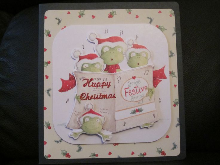 family christmas card (2011)