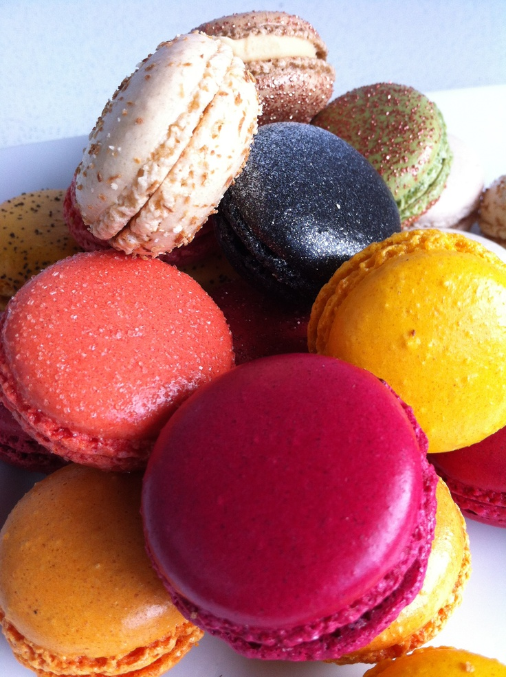 #macarons #pastries #french #dessert