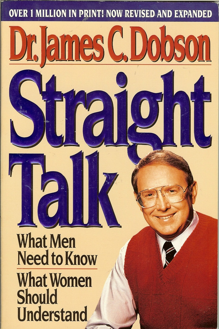 Night lights james dobson - Straight Talk By Dr James Dobson