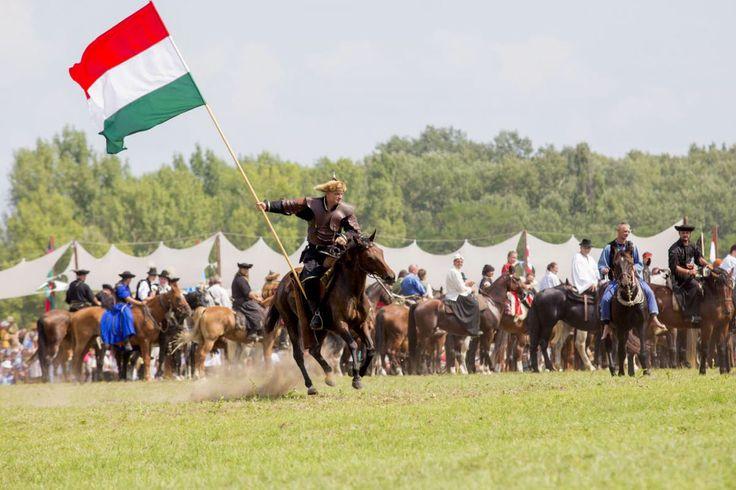 Kurultaj-Bugac-Hungary Flag