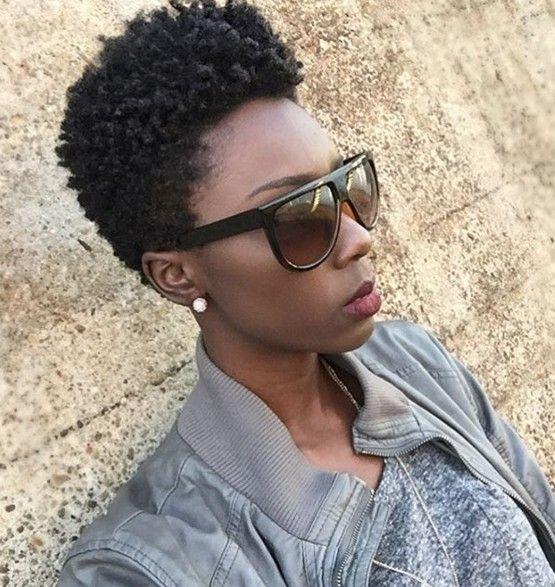18 peinados frescos para mujeres afroamericanas //  #afroamericanas #frescos #mujeres #para #Peinados