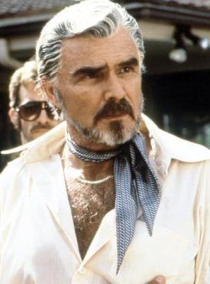 Burt Reynolds as Jack Horner - Boogie Nights