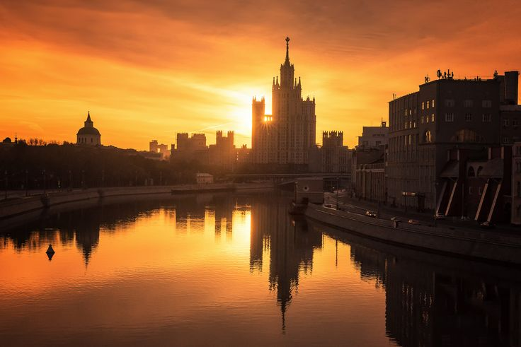 Morning Moscow - null