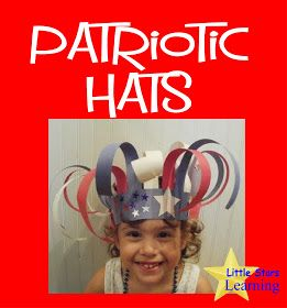 These 4th of July hats are always a huge hit. They are also great for Memorial Day, Veteran's Day, Flag Day, President's Day, or made in y...