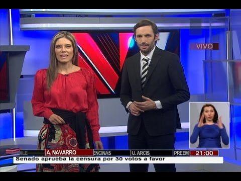 CNN Prime: La defensa corporativa del Senado ante Alejandro Navarro