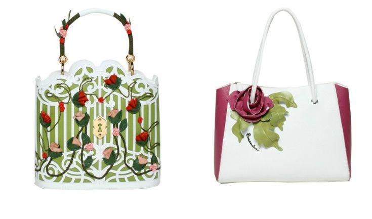 La nuova collezione di borse Braccialini P/E 2015, è estrosa e glamour. I modelli hanno un design unico, colori vitaminici, stampe e decori vibranti. http://www.stilemagazine.it/collezione-borse-braccialini-primavera-estate-2015/