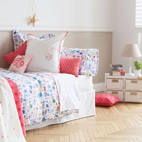 Seafloor Print Bedlinen - Bed Linen - Bedroom   Zara Home Croatia
