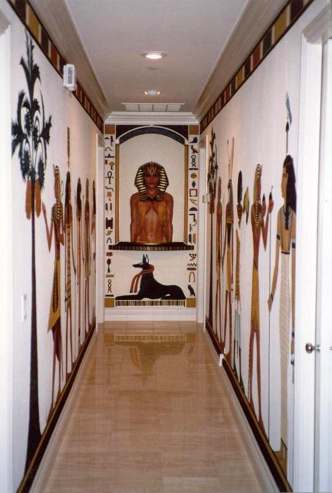 Egyptian Decor Bedroom: 11 Best Egyptian Decor Images On Pinterest