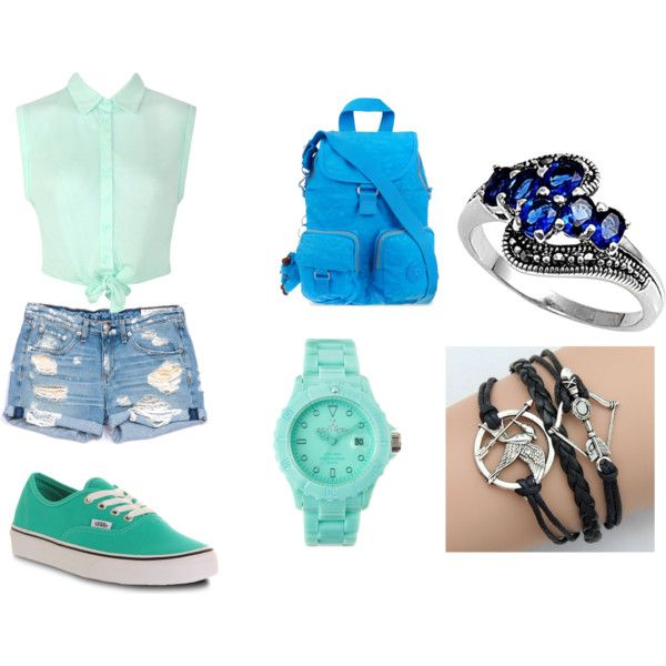 infinite by mirjam-diaz-trujillo on Polyvore featuring moda, Ally Fashion, rag & bone/JEAN, Vans, Kipling and Toy Watch