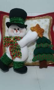 Resultado de imagen para cojines navideños de renos