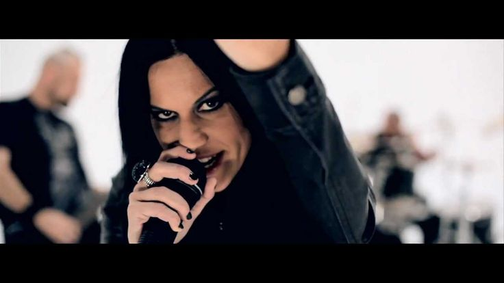 LACUNA COIL - Trip The Darkness (OFFICIAL VIDEO) (+playlist)