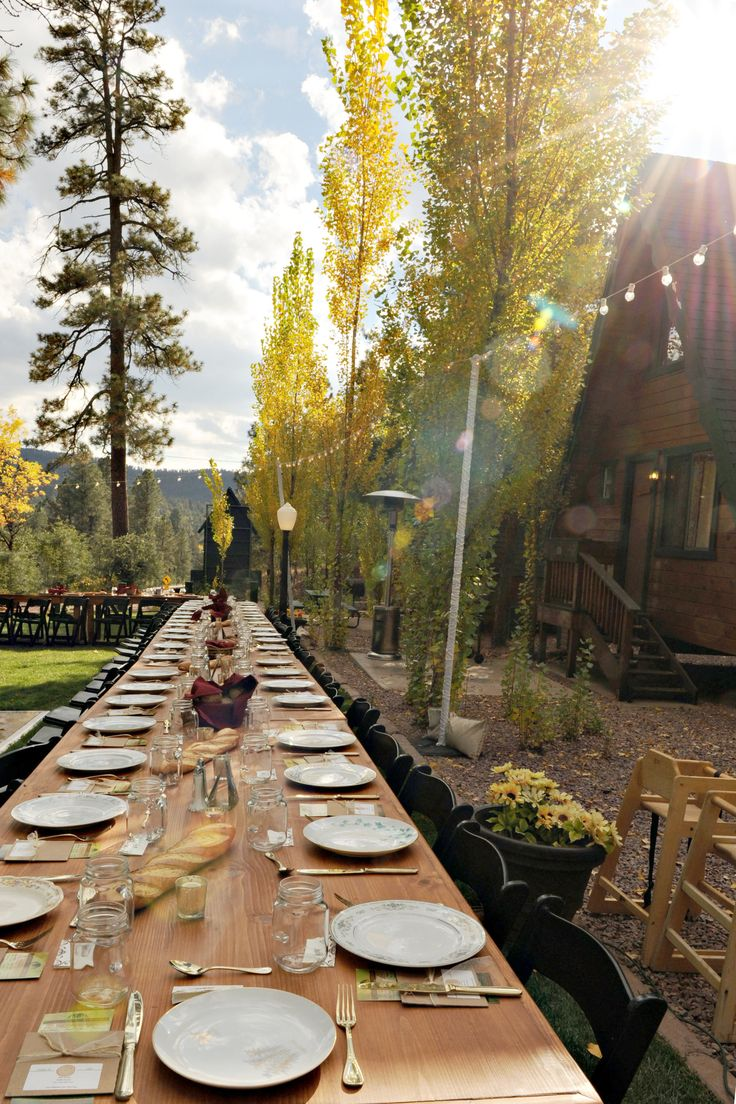 Wedding Destinations & Venues Payson AZ | Cabins on Strawberry Hill