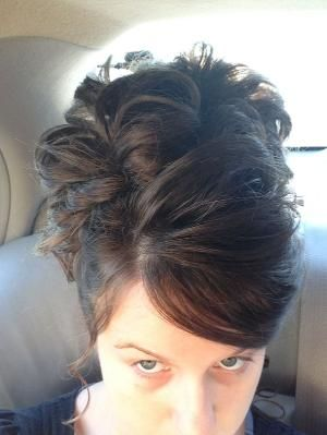 Apostolic hair! by benita