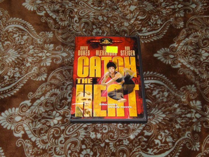 Catch the Heat (DVD, 2003) '80s Martial Arts Mayhem Tiana Alexandra/Rod Steiger