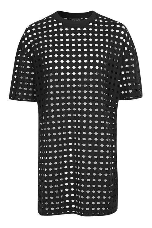 Oversized Airtex T-Shirt