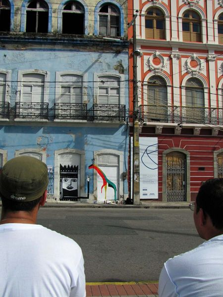 street-art  - Recife PE - Com Derlon