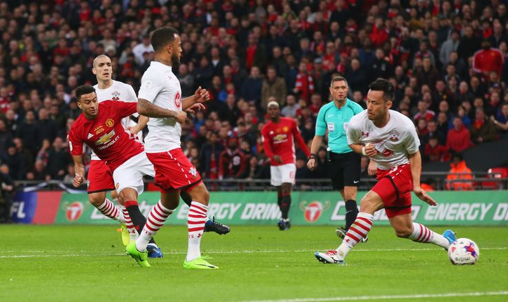 Jesse Lingard on scoring at Wembley again  - Official Manchester United Website