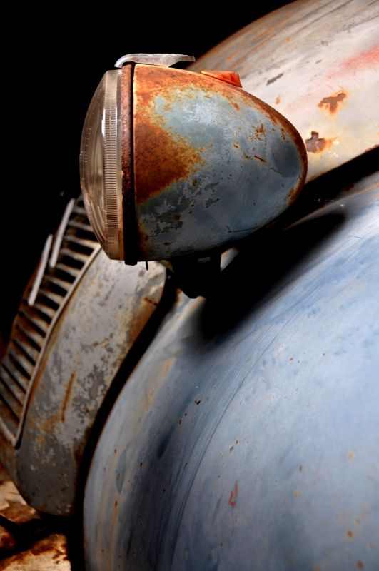 """In rust we trust..."" by CitroenAZU"