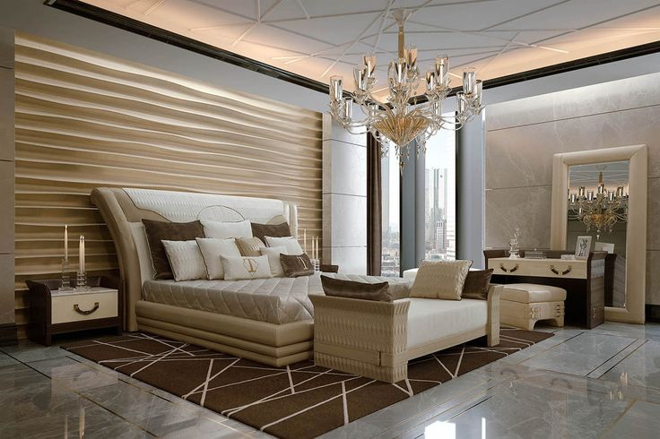 Numero Tre Bedroom www.turri.it Italian luxury design masterbedroom